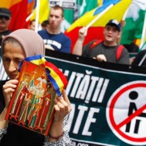 Le Sénat ouvre la voie à un référendum homophobe contre le mariage gay - Roumanie