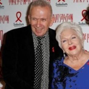 Avec Jean Paul Gaultier, la mode se mobilise pour Sidaction - VIH