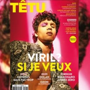 Têtu, relancé l'an dernier, retrouve des couleurs selon éditeur  - Média gay