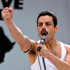 Rami Malek sacré meilleur acteur pour son interprétation de Freddie Mercury dans <I>Bohemian Rhapsody</I>
