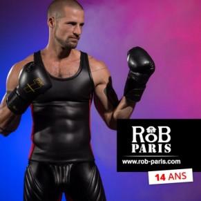 RoB Paris : 14 ans de plaisir fetish  - Anniversaire
