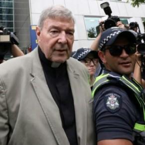 Le cardinal Pell en prison après sa condamnation pour pédophilie  - Australie