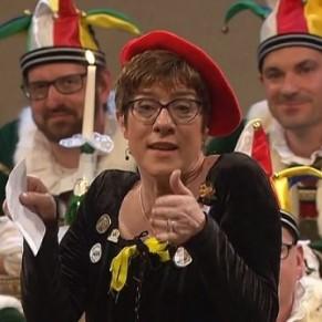 La dauphine de Merkel critiquée après une blague sur le 3e genre - Allemagne