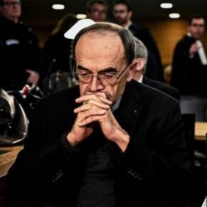 Condamné à 6 mois de prison avec sursis pour non-dénonciation, Mgr Barbarin annonce sa démission