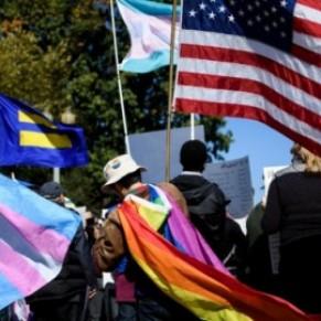 Une majorité d'Américains soutient la loi contre la discrimination des personnes LGBT - Sondage