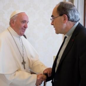 Le cardinal Barbarin chez le pape pour présenter sa démission - Eglise catholique / Pédophilie