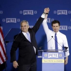 Pete Buttigieg, star montante des démocrates, a lancé officiellement sa candidature - USA / Présidentielle