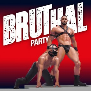 6ème Bruthal Party le 25 mai  - Paris Fetish