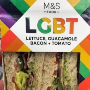 Le sandwich LGBT de Marks & Spencer fait polémique  - Grande-Bretagne / Irlande
