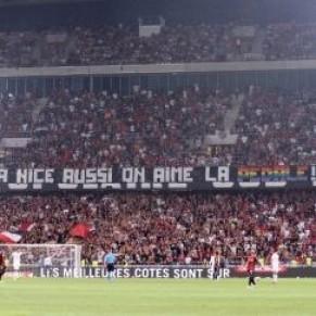 Enquête judiciaire après des chants homophobes lors du match Nice-Marseille - Football / Ligue 1