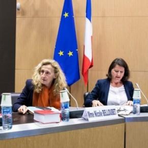 Nicole Belloubet propose deux changements dans le projet de loi - PMA et filiation