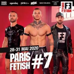 Paris Fetish 2020 : Fiertés & plaisirs partagés  - Du 28 au 31 mai