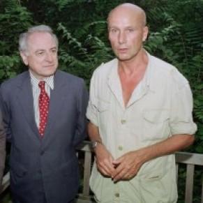 Gabriel Matzneff évoque le soutien d'Yves Saint Laurent et Pierre Bergé dans les années 80