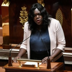 La députée LREM Laetitia Avia accusée d'homophobie par d'anciens collaborateurs