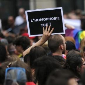 Les actes anti-LGBT en forte hausse de 36% en France en 2019 - Homophobie
