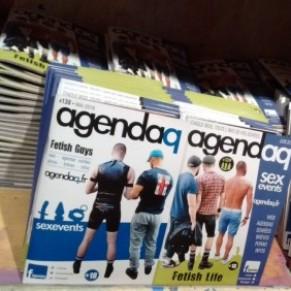 AgendaQ mise sur la solidarité de ses lecteurs sur Internet  - Presse gay