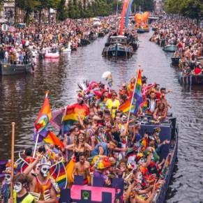 Un groupe islamiste aurait projeté d'attaquer la Gay Pride d'Amsterdam  - Pays-Bas