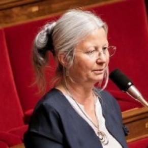 Exclue de LREM pour ses propos homophobes, la députée Agnès Thill rejoint le groupe UDI  - Assemblée nationale