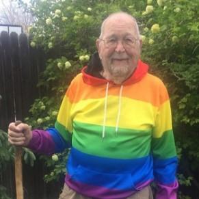 Un Américain fait son coming out à 90 ans  - Etats-Unis