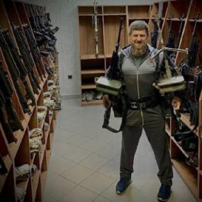 Le dirigeant homophobe Kadyrov et sa famille interdits d'entrée aux États-Unis - Tchétchénie