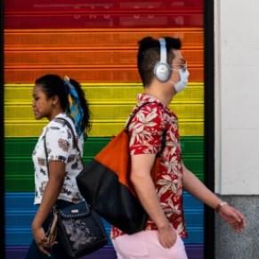 La Californie va collecter des données sur la diffusion du coronavirus dans la communauté LGBT - Pandémie