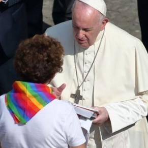 Le pape François a reçu des parents d'enfants LGBT - Eglise catholique