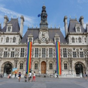 La mairie double ses subventions aux associations LGBT - Paris