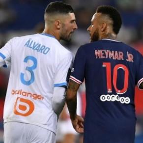 Pas de sanction contre Neymar et Alvaro, accusés de propos discriminatoires après PSG-OM  - Football / Homophobie