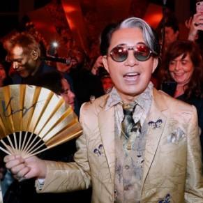 Le créateur japonais Kenzo meurt des suites du Covid-19 - Décès