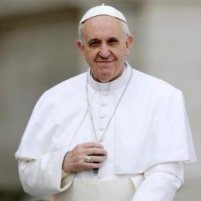 Le pape François se dit en faveur de l'union civile pour les couples homosexuels