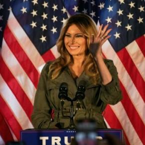 Melania Trump déclare que son mari <I>voit le potentiel de chacun, quel que soit son genre ou son orientation sexuelle</I> - Etats-Unis / Présidentielle