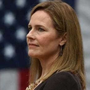Premier test pour la juge Barrett sur les droits des homosexuels - Cour suprême américaine