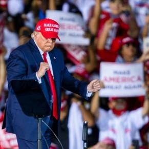 Une plainte va être déposée contre Trump pour avoir utilisé sans autorisation le tube <I>YMCA</I> - Etats-Unis / Présidentielle