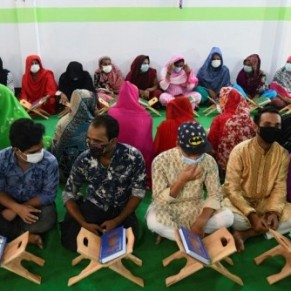 Une école coranique pour les transgenres au Bangladesh - Asie