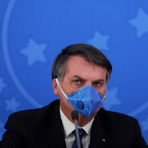 Nouveau dérapage homophobe du président Jair Bolsonaro - Brésil
