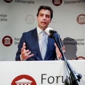 Démission du chef du parti populiste après des échanges homophobes, antisémites et nazis  - Pays-Bas