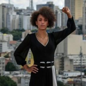 Erika Hilton, noire, transsexuelle, élue de Sao Paulo - Brésil