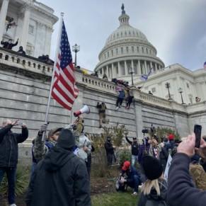 Politiciens et organisations LGBT dénoncent le coup de force des partisans de Trump  - Etats-Unis / Présidentielle