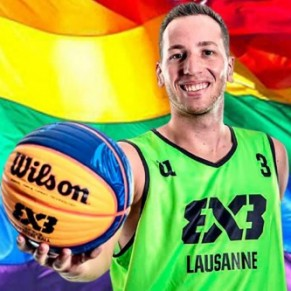 Le basketteur suisse Marco Lehmann fait son coming out - Sport