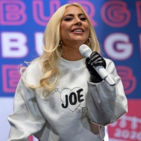 Lady Gaga chantera officiellement pour l'investiture de Joe Biden  - Etats-Unis