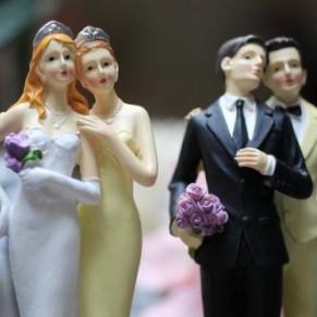 Les mariages entre femmes ont dépassé les mariages entre hommes en 2020 - Statistiques