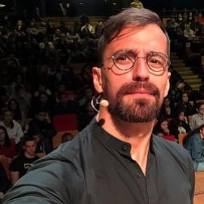 Pour le journaliste Nicolas Martin, <I>transformer le traumatisme en combat</I>