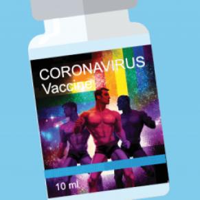 Des militants conspirationnistes de QAnon soutiennent que les vaccins rendent gay - Etats-Unis
