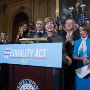 La Chambre des représentants va adopter l'Equality Act protégeant les personnes LGBT - Etats-Unis