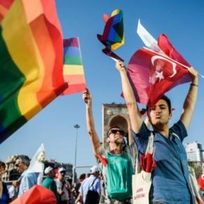 Ciblées par Erdogan, les personnes LGBT affrontent un  <I>tsunami de haine</I>  - Turquie