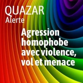 Appel à témoins après une violente agression homophobe  - Angers