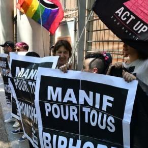 La justice estime qu'Act Up a le droit d'affirmer que La Manif pour tous est <I>homophobe et complice du Sida</I> - Liberté d'expression