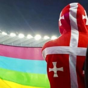 Des milliers de manifestants contre les violences faites aux LGBT+    - Géorgie