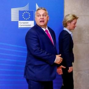 L'UE menace Budapest d'une procédure d'infraction