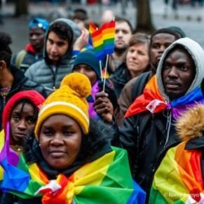 Le périple des demandeurs d'asile LGBT venus d'Afrique - Immigration
